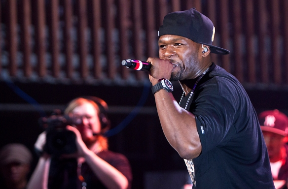 50 Cent. © All rights Reserved: Per Ole Hagen