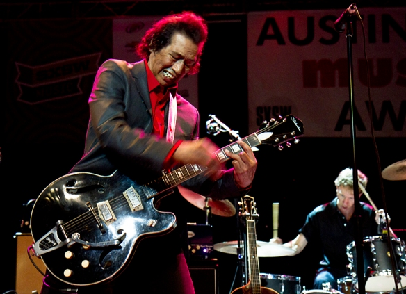 Alejandro Escovedo at the Austin Music Awards. © All Rights Reserved: Per Ole Hagen