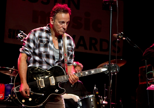 Bruce Springsteen. Copyright, All Rights Reserved: Per Ole Hagen