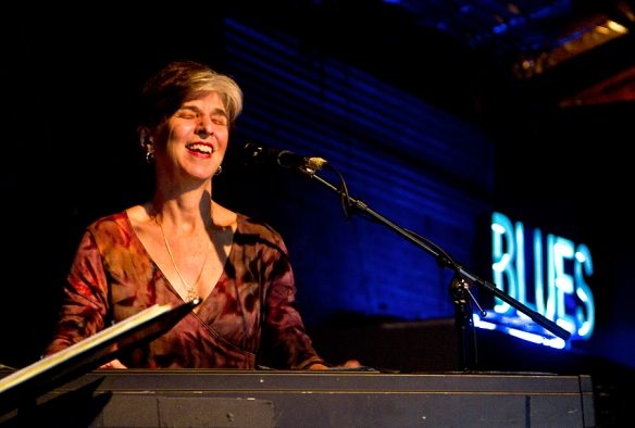 Marcia Ball at Antone's. © All Rights Reserved: Per Ole Hagen