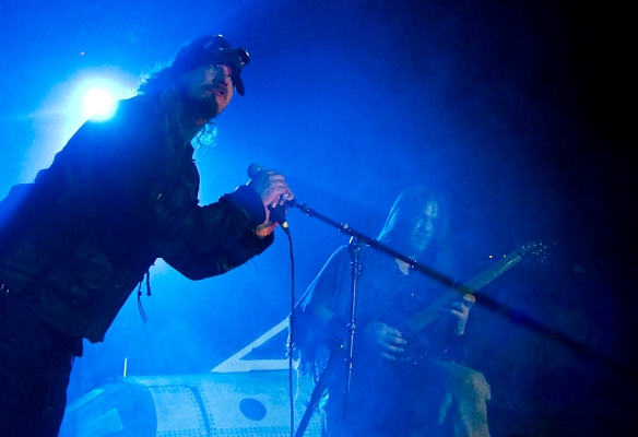 Arcturus at the Inferno Festiva. © All Rights Reserved, Per Ole Hagen