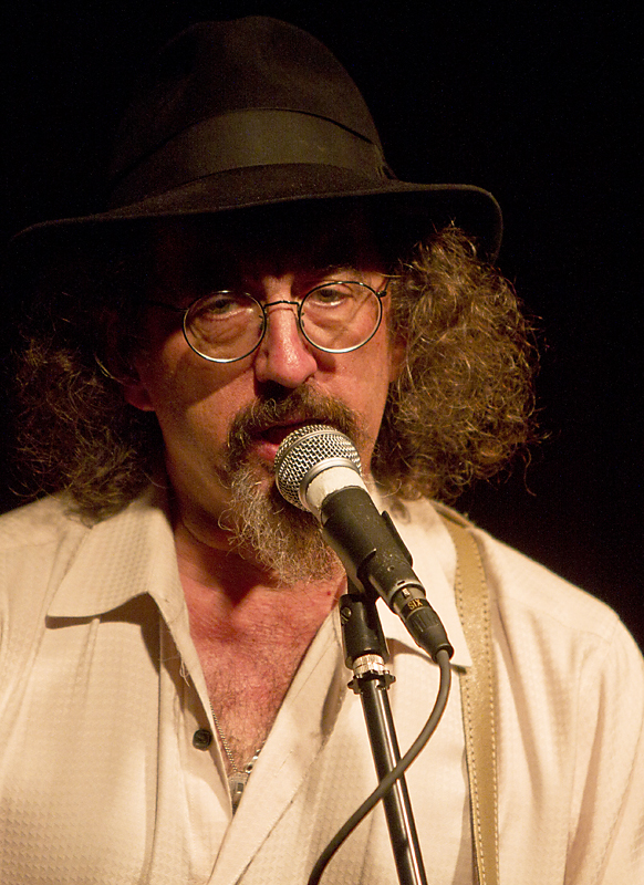 James McMurtry at the Saxon Pub in Austin. © Per Ole hagen