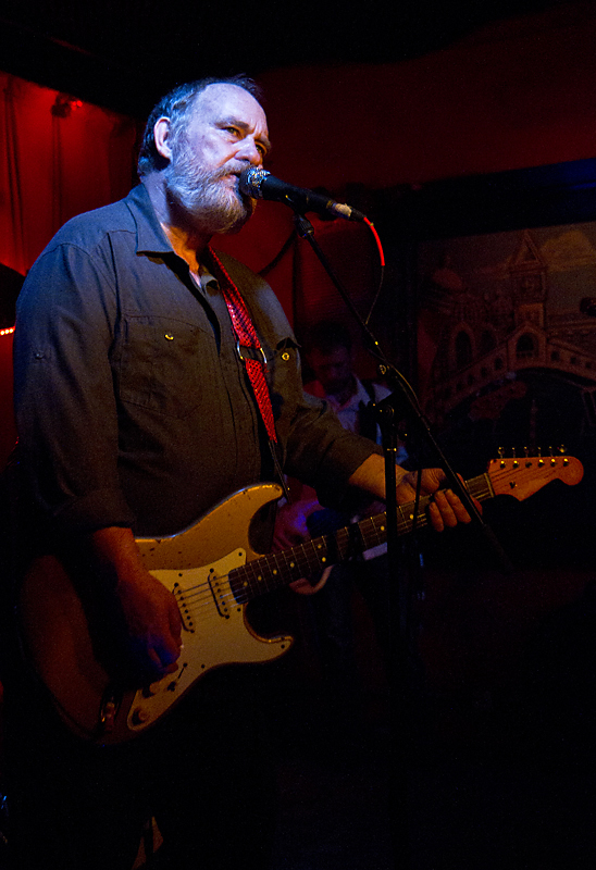Jon Dee Graham at the Continental Club. © Per Ole Hagen