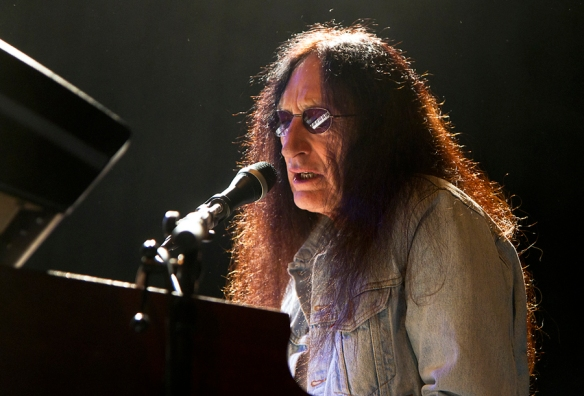 Ken Hensley at Rockefeller. © Per Ole Hagen