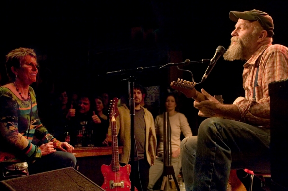 Seasick Steve at Café Mono. © All Rights Reserved Per Ole Hagen
