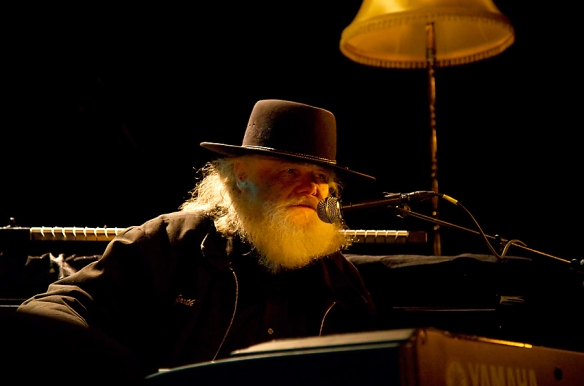 Garth Hudson at Union scene. © Per Ole Hagen