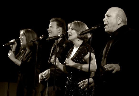 The Manhattan Transfer at Trondheim Jazz Festival 2010. © Per Ole Hagen