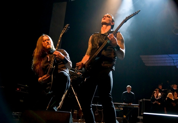Satyricon at the Norwegian National Opera. © Per Ole Hagen