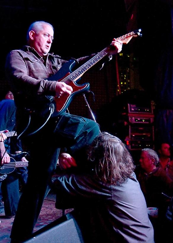 The Waco Brothers 2010. © Per Ole Hagen