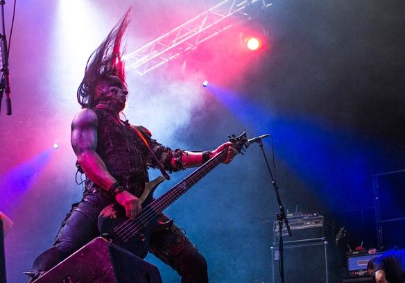 Behemoth at Steinkjerfestivalen © Per Ole Hagen