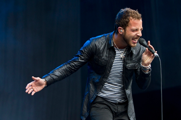 James Morrison at Norwegian Wood. © Per Ole Hagen
