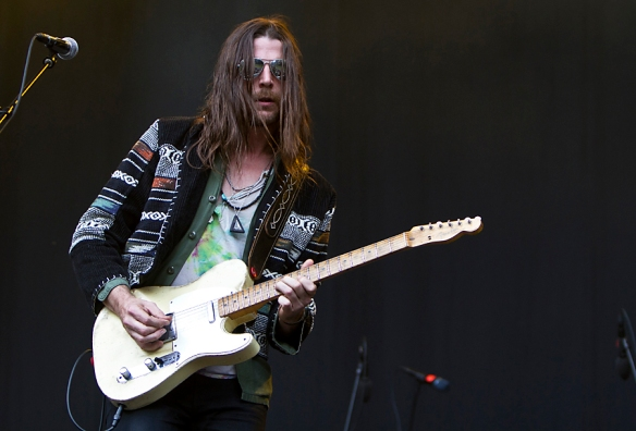 Jonathan Wilson at Norwegian Wood © Per Ole Hagen