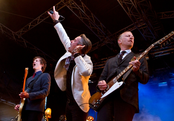 Kaizers Orchestra © Per Ole Hagen