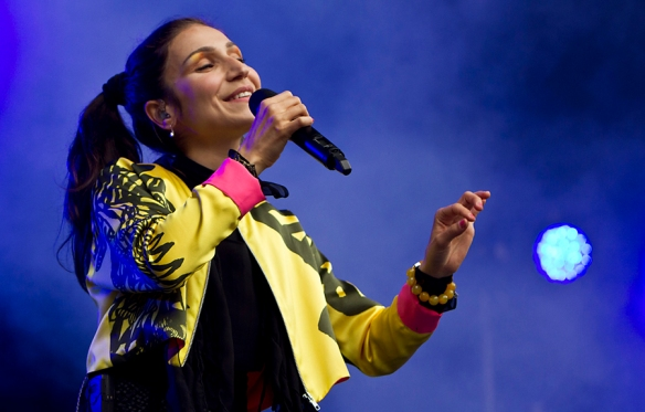 Laleh at Norwegian Wood © Per Ole Hagen