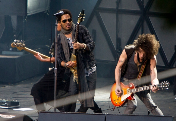 Lenny Kravitz at Norwegian Wood © Per Ole Hagen