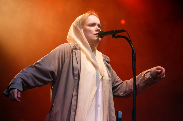 Ane Brun at Molde Jazz Festival © Per Ole Hagen