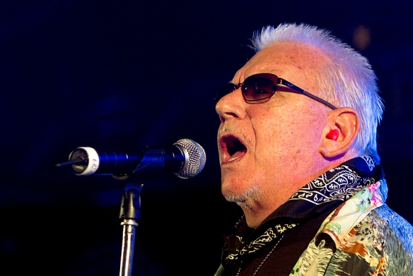 Eric Burdon at the Notodden Blues Festival 2011. © Per Ole Hagen