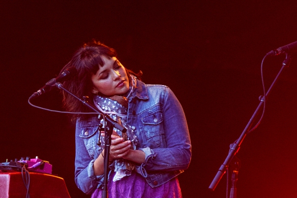 Norah Jones at Moldejazz © Per Ole Hagen