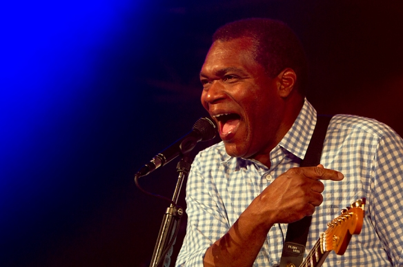 Robert Cray at the Notodden Blues Festival 2011. © Per Ole Hagen