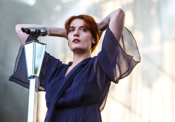 Florence And The Machine at Øyafestivalen © Per Ole hagen