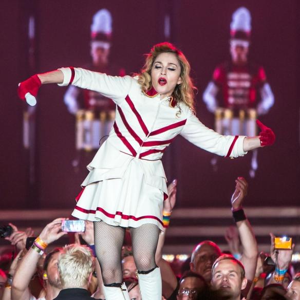Madonna in Oslo © Per Ole Hagen