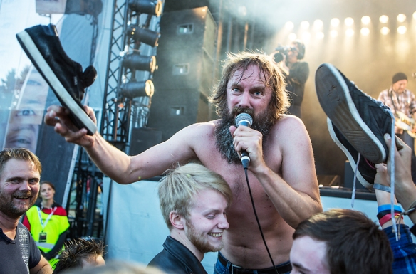 Bare Egil Band at Granittrock 2012 © Per Ole Hagen