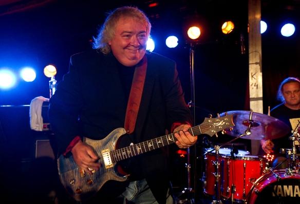 Bernie Marsden Hell Blues 2010 © Per Ole Hagen