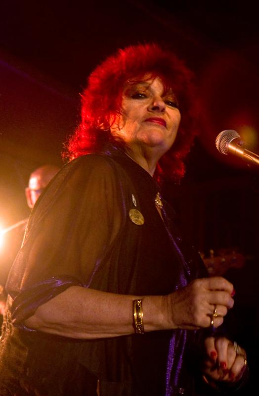 Dana Gillespie Hell Blues 2010 © Per Ole Hagen