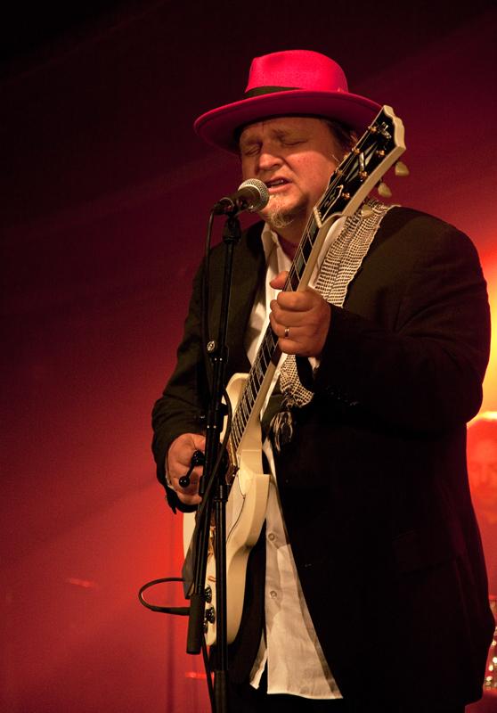 Knut Reiersrud Hell Blues 2009 © Per Ole Hagen
