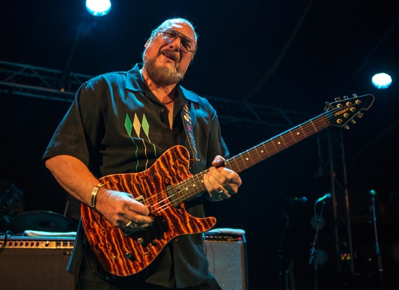 Steve Cropper of The Original Blues Brothers Band at Blues in Hell © Per Ole Hagen