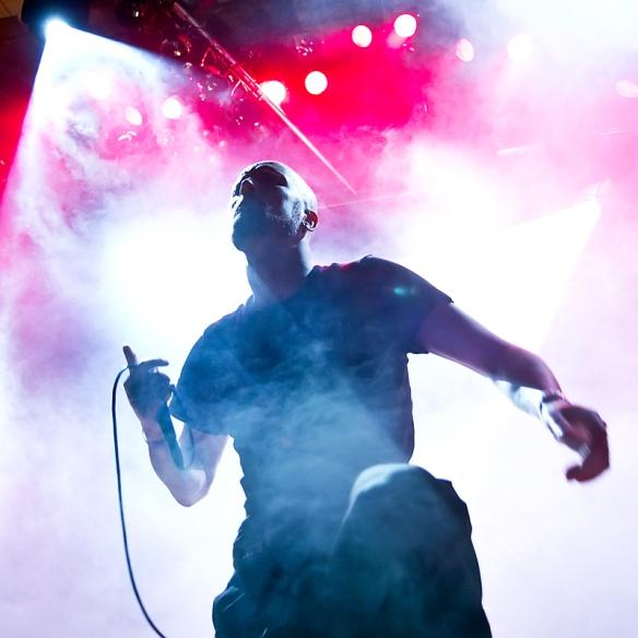 Meshuggah © Per Ole Hagen