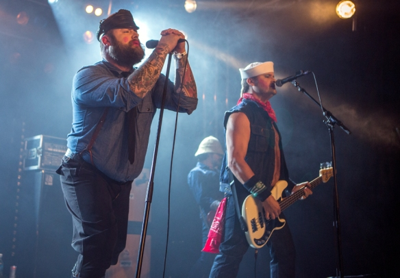 Turbonegro at by:Larm 2013 © Per Ole Hagen