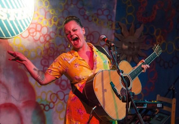Marianne Sveen at Leeann's Barn Dance © Per Ole Hagen