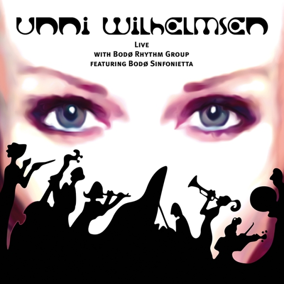 Unni Wilhelmsen CD-cover