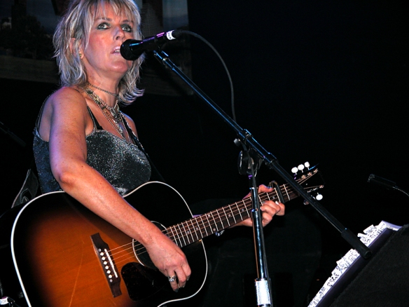 Lucinda Williams 2003 © Per Ole Hagen