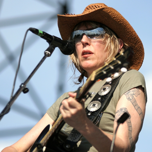 Lucinda Williams 2005 © Per Ole Hagen