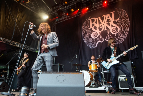 Rival Sons © Per Ole Hagen