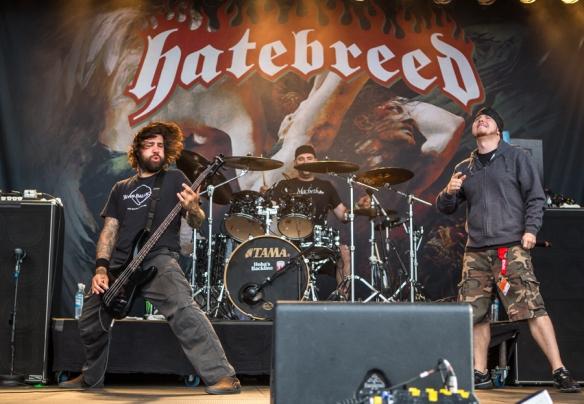Hatebreed © Per Ole Hagen