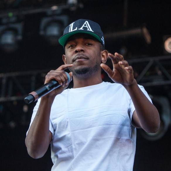 Kendrick Lamar © Per Ole Hagen