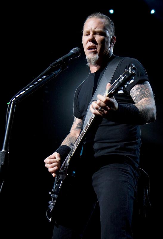 Metallica © Per Ole Hagen