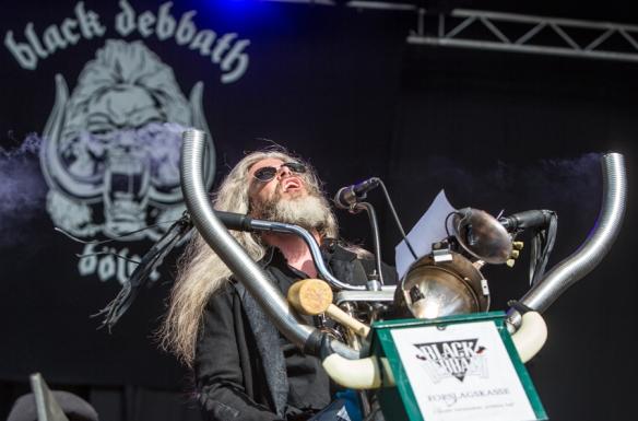Black Debbath © Per Ole Hagen