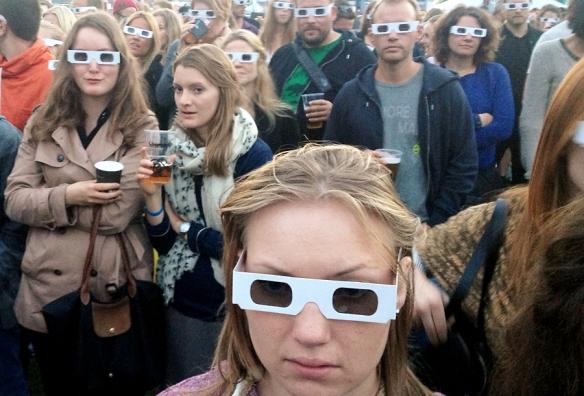 Kraftwerk 3D-briller © Per Ole Hagen