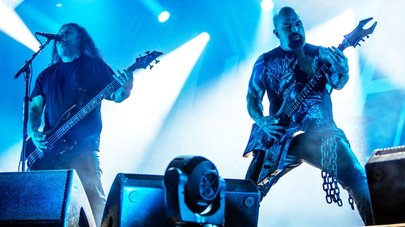 Slayer © Per Ole Hagen
