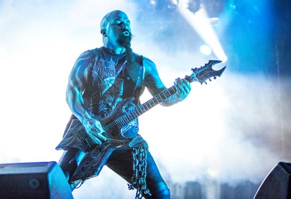 Slayer © Per Ole Hagen