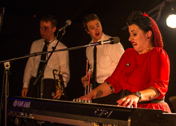 Davina and the Vagabonds @ Per Ole Hagen