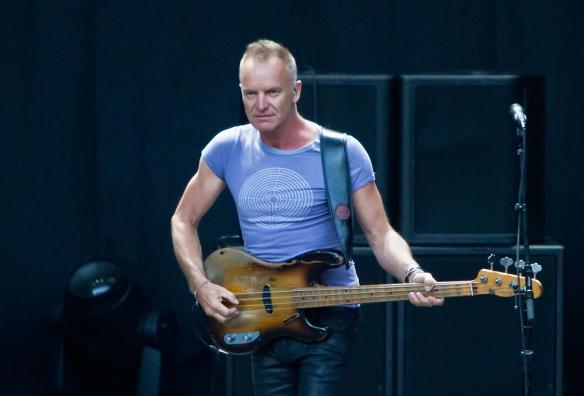 Sting © Per Ole Hagen