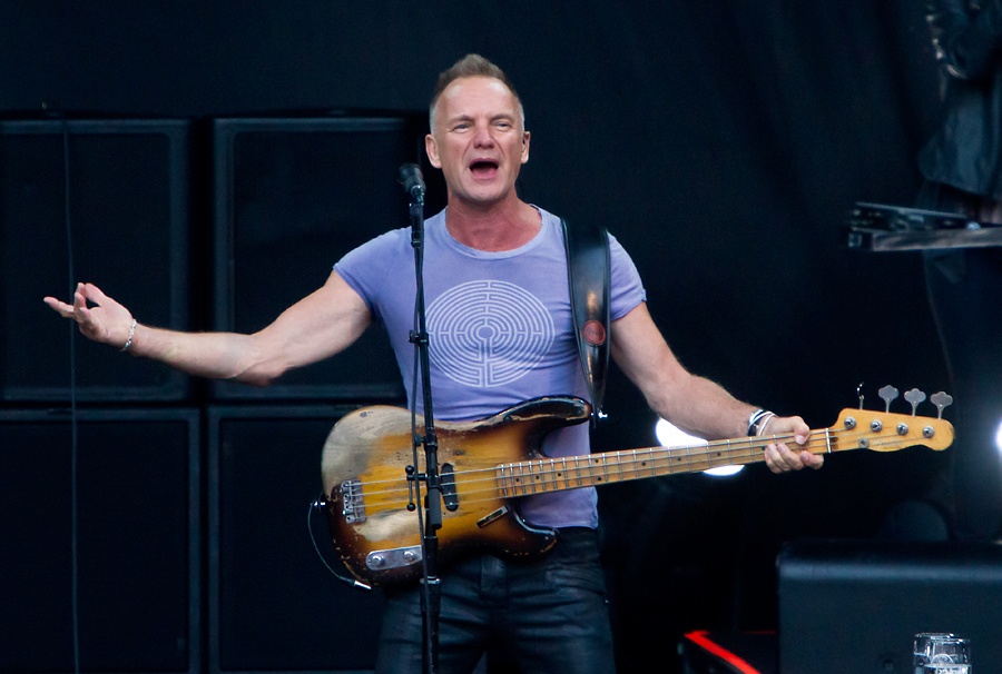 Happy Birthday Sting Artist Pictures Blog