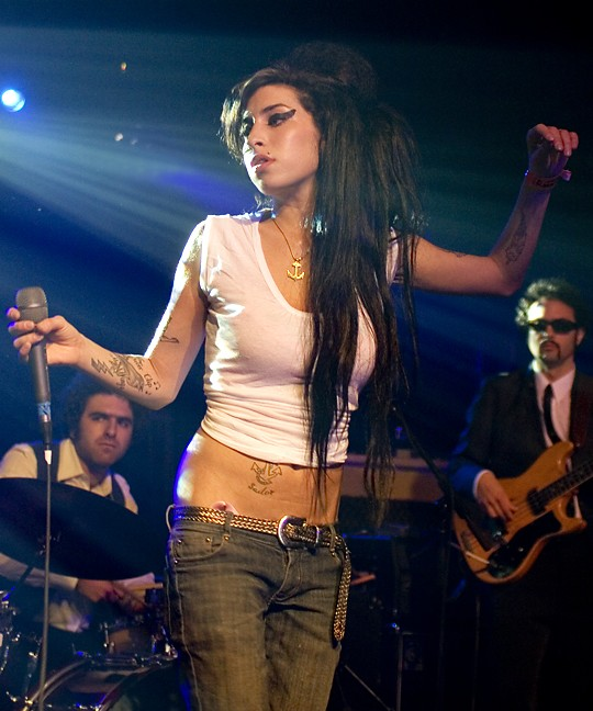 Amy Winehouse © Per Ole Hagen