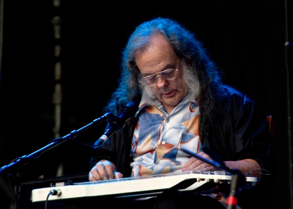 David Lindley © Per Ole Hagen