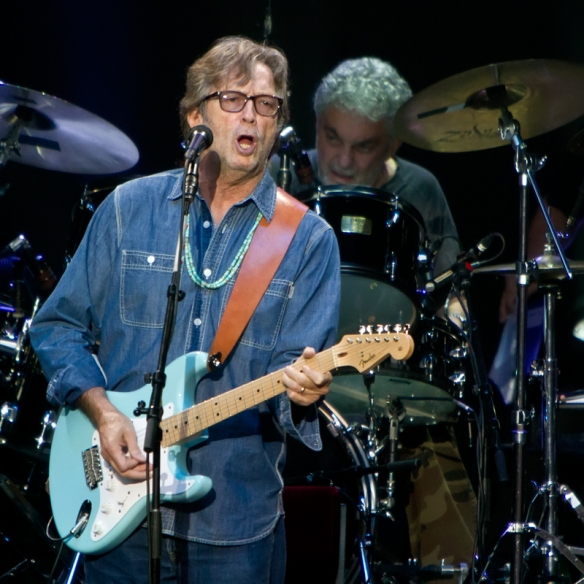 Eric Clapton © Per Ole Hagen